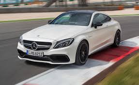 2017 Mercedes-AMG C63 Coupe Photos and Info   News   Car and Driver