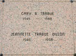 Jeannette Dillon Traube (1946-1998) - Find A Grave Memorial
