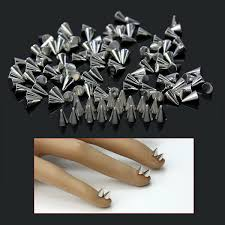 100pcs metal vintage silver bead caps wholesale 12mm silver plated flower petal end spacer beads charms for jewelry making