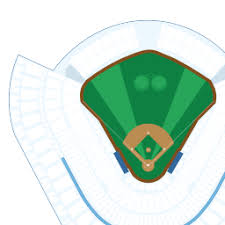 Lakeview Amphitheater Seating Chart Interactive Dodgers Stadium Seat Online Charts Collection