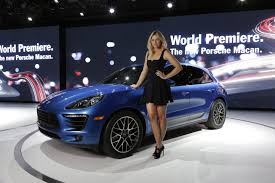 new car launches june 2015Porsche Macan arrives in India launching soon  New and Upcoming
