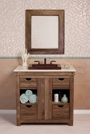 Rustic Bathroom Vanities And Sinks Bathroom Posh Rustic Bathroom Vanities To Make Your Bathroom