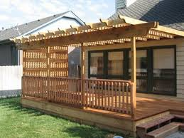 amazing heres a deck patio that transitions nicely from the wooden deck to and patios