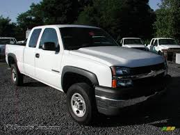 2007 Chevrolet Silverado 2500HD Classic LS Extended Cab 4x4 in ...