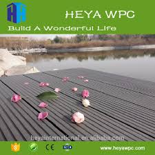 wood and pvc outdoor flooring wpc view pvc wpc chinaheya