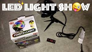 As Seen On Tv Led Lightshow Points Of Light