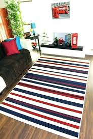red striped rug brown striped rug blue and white striped rug interior decor fresh design navy red striped rug