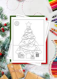 These christmas coloring sheets are instant downloads so kids can enjoy you will receive one pdfs with 6 coloring sheets. Download These Free Christmas Tree Coloring Pages Kids Activities Blog