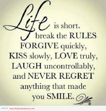 A Quote About Life