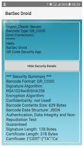 QR Code Applications ...