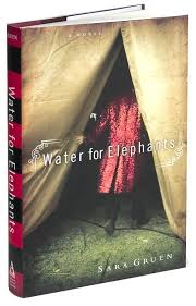 judging a book by its cover archives ed jefferson water for elephants a novel