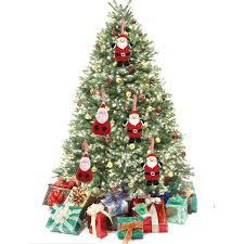 Weihnachtsbaum Deko Diy Weihnachtsmann Weihnachtsbaumschmuck