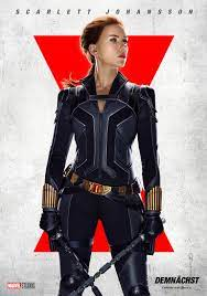 Sechs neue Charakter-Poster zu Marvels «Black Widow» – News – OutNow
