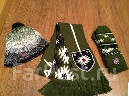 Комплект <b>Шапка</b>, <b>варежки и шарф</b> Bosco оригинал - Головные ...