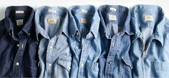 Image result for Denim Shirts