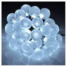 Led Noel ışıkları Güneş Bahçe Dekorasyon Için Led ışık Zincir Güneş  Enerjili Dekoratif ışıklar Peyzaj-20ft 30led Beyaz sipariş ~ Işıklar &  aydınlatma / F.Dilek-dualari.com