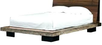 Flat Platform Bed Frame Queen King – Home House Pictures Sample