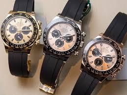 Đánh giá đồng hồ Rolex Cosmograph Daytona Vàng viền gốm Ceramic