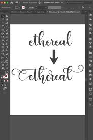 Two Ways To Cut A Sketch On The Cricut Hey Lets Make Stuff