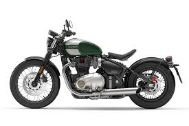 revealed the new triumph bonneville bobber bike exif