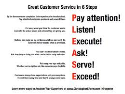 What Does Good Customer Service Mean To You What Does Good Customer Service Mean To You