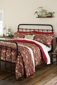 Strawberry Thief bedding - the reverse matches our curtains. but not sure I  love it enough to get it (q expensive!