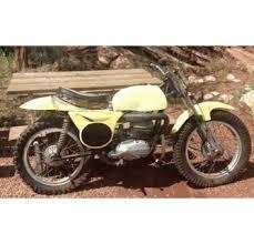 Bultaco Model 11 Metisse