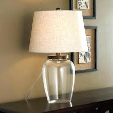 glass fillable table lamp glass jug table lamp glass fillable glass table lamp australia