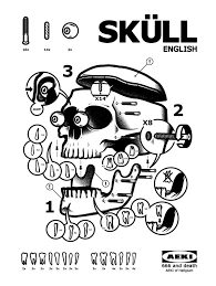 170 best fabulous print design images on pinterest print design Ikea Home Planner Office 2008 just having some fun imagining how a skull made by ikea would look like! musketon IKEA Office Design