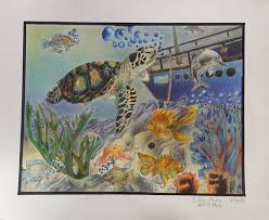 conservation art Archives - Living Oceans FoundationLiving Oceans Foundation