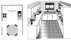 Agencement Cuisine Plan Cuisine Gratuit Pour Sinspirer Côté Maison