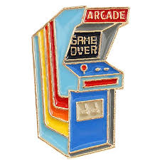 HittecH Cartoon Cute Game Machine Table Alloy ... - Amazon.com