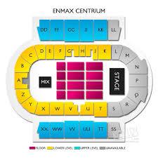 Enmax Centrium Seating Chart Wiki Gigs Red Deer Enmax Centrium
