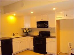 um size of kitchen room fabulous sunken lighting under cabinet lighting basement light fixtures canister