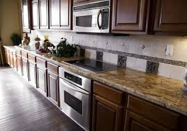 Kitchen Cabinet Tile Combination Kitchen Appliances Tips And Review