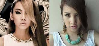2ne1 cl 씨엘 new single 나쁜기집애 baddest female inspired make up you