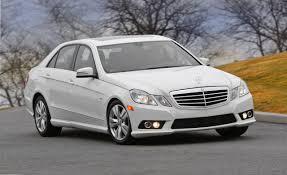 Mercedes-Benz E-class Review: Mercedes E350 Diesel Test – Car and ...