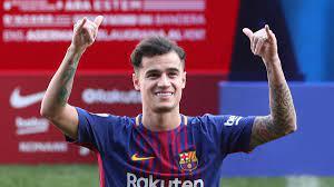 FC Barcelona: 160-Millionen-Transfer Philippe Coutinho ist gleich verletzt  - WELT