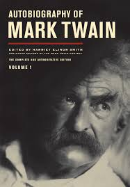 mark twain archives university of california press blog autobiography of mark twain vol 1 the story behind the cover