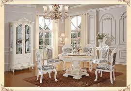 classical living room furniture. Luxury Wooden Ding Table And Chair, White Color Dining Sets,classical  Classical Living Room Furniture N