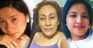 here are the photos of famous pinay celebrities without any makeup on
