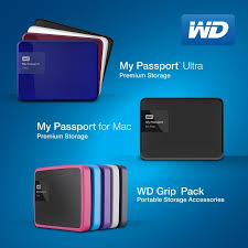 Wd Redesigns Worlds No 1 Selling Portable Hard Drive Techpowerup