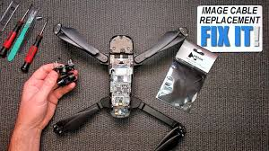 All users must read product operating instructions as well as this liability disclaimer before using any hubsan product. Hubsan Zino Zino Pro How To Replace Camera Image Cable Youtube