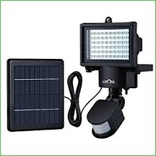 Lighting  Defiant 270 Degree White Doppler Motion Activated Solar Security Light With Motion Sensor Review
