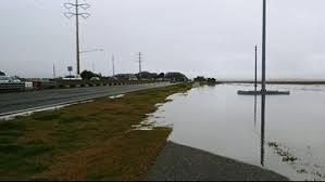 Hurricane Dorian beginning to impact motorways around Savannah ...