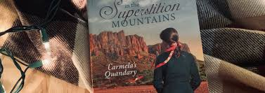 Book Review: My Heart Belongs in The Superstition Mountains by Susan Page  Davis – The Sonoran Reads