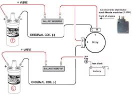 coil wiring diagram hei diagrams and ignition with for electronic Chrysler Electronic Wiring Diagram coil wiring diagram hei diagrams and ignition with for electronic distributor
