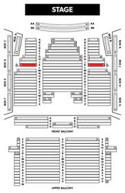 Rollins Center Seating Chart Exhaustive Lincoln Theater Washington Dc Seating Chart 2019