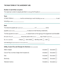 Free Rental Agreement Template Word Lease Download Apartment Free Magnificent Apartment Rental Agreement Template Word