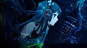 Anime Blue Wallpapers - Top Free Anime ...